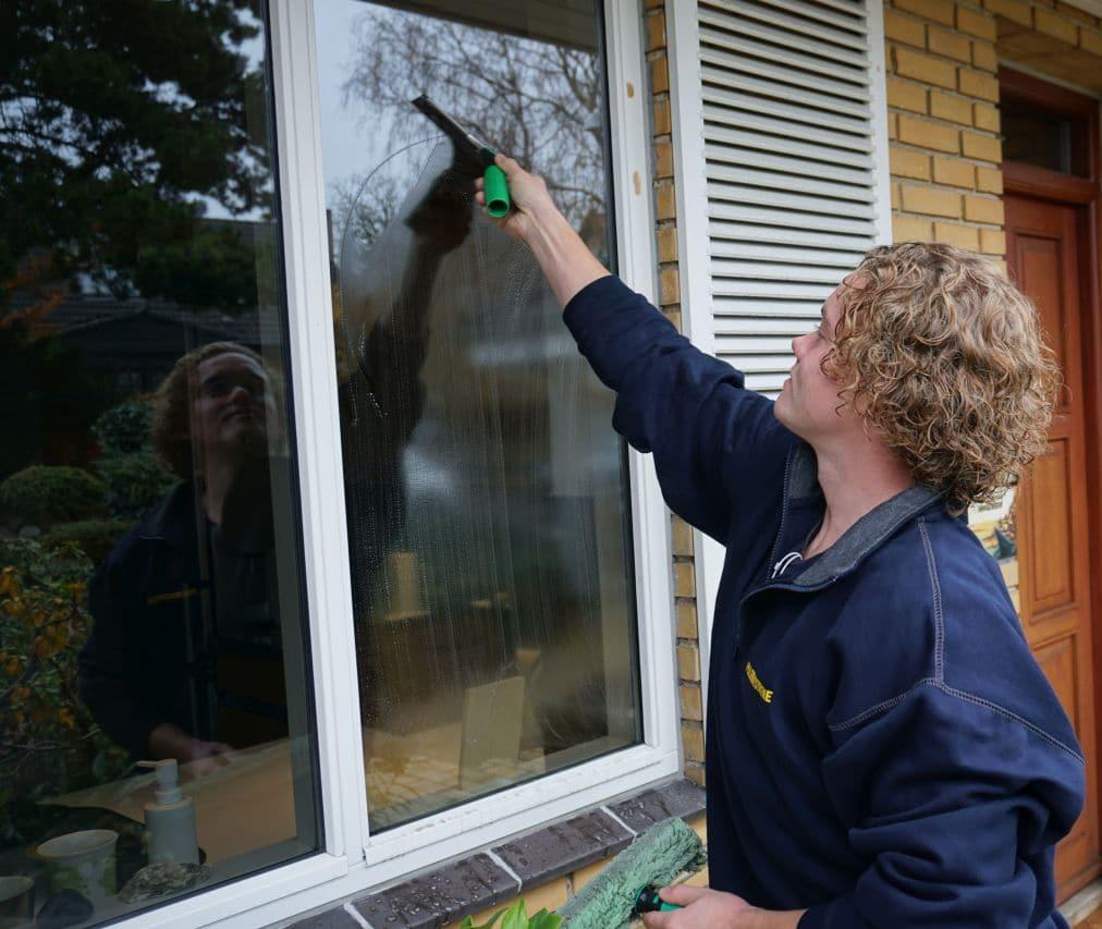 vi sørger for vinduespudsning i birkerød
